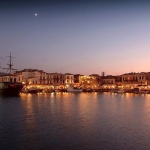 Venetian harbour of Rethymno