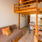 Apartment with Loft and Private Balcony(1-4 persons)